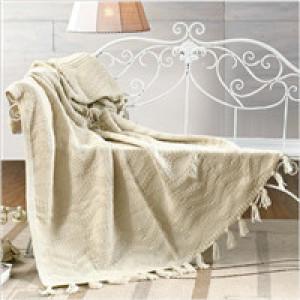 85% acrylic &15% polyester acrylic blanket