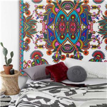 mandala wall elephant tapestry