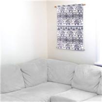 gobelin mandala  tapestry wall hanging