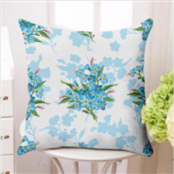 Custom Sublimation Printed Pillows