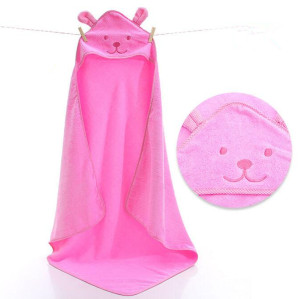 hooded baby towel bamboo for kids, 34