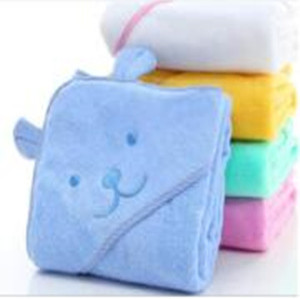 baby bath towel hooded /bamboo baby hooded towel 34