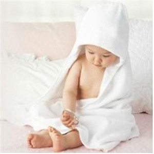 hooded towel kids/bamboo baby hooded towel 34