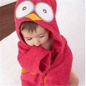 hooded towel kids/baby hooded towel bamboo 34