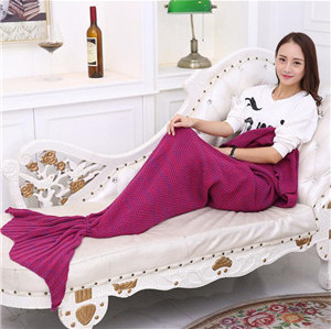 blanket mermaid tail child costume