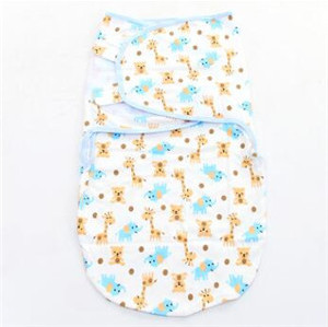 china supplier baby muslin swaddle wrap balnket