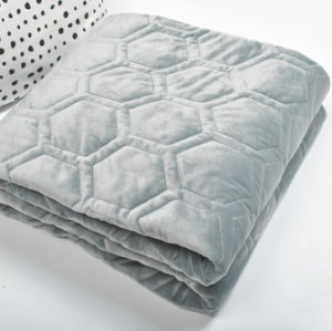 Premium Gravity Weighted Minky Blanket - Calm and Soothe Deep Pressure