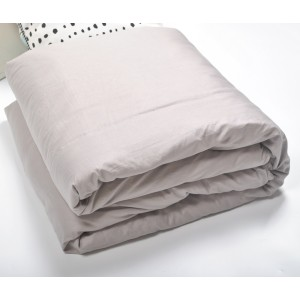 Weighted Washable Body Blanket - With Removable Cotton Cover - Good for Sleeping Better in Summer