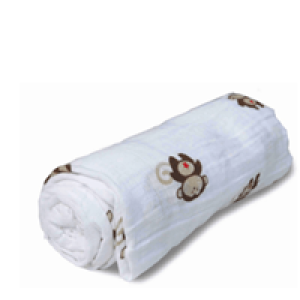 aden anais muslin 100% cotton swaddle blanket