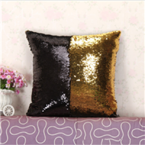 custom size and color instock decorative mermaid pillow