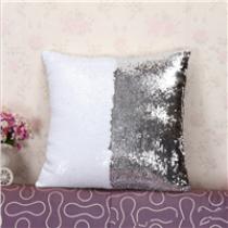 custom made instock sequin pillow case, mermaid pillow
