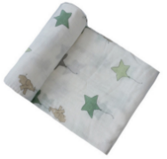 6-layer aden anais muslin swaddle blanket