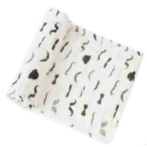 baby muslin swaddle blanket  8-layer