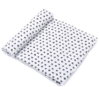 hot sale twin full queen king size muslin swaddle blanket