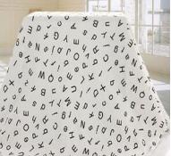 100% organic cotton baby muslin swaddle blanket