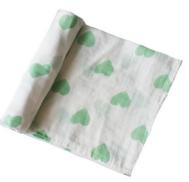 100% cotton twin full queen king size muslin blanket
