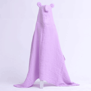 hooded bath towel /bamboo baby hooded towel 34