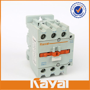 Low Voltage Industrial Electrical  Manufacturers Kayal 3 phase ac contactor CKYC3--9511