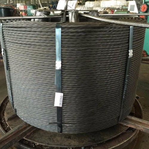 PC Steel Strand Applied in Prestressed Concrete Structures