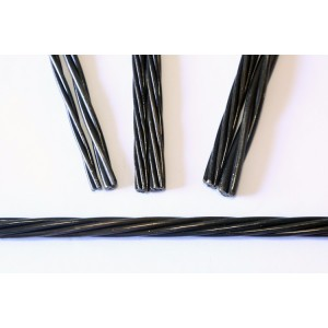 12.7mm wire strand steel cable for prestressing