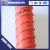 Hot Sale Cheapest Plastic Corrugated Pipe High Anti-pressure Ability WITH PC Strand
