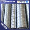 Prestressed metal post tensioning corrugated pipe