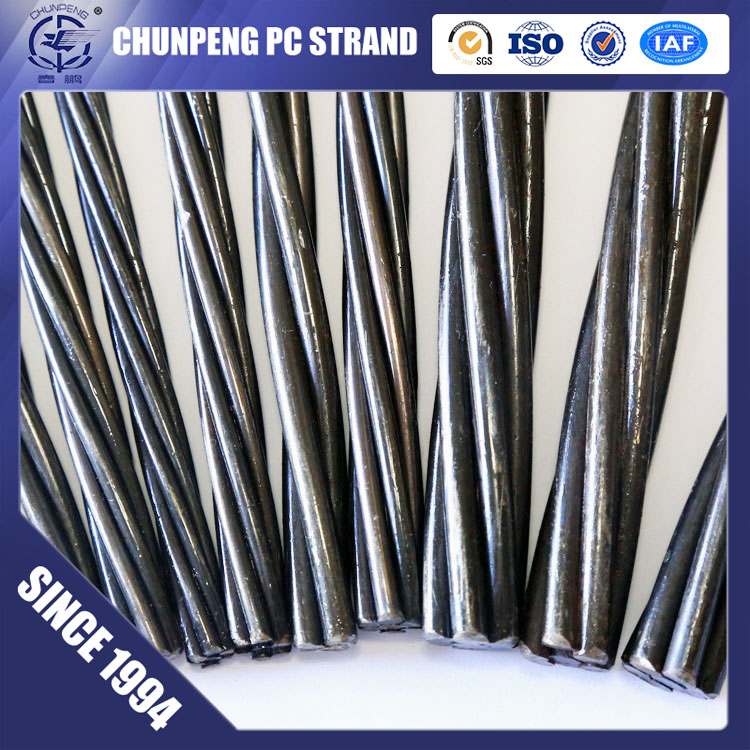 Cheapest Price 7 Wire PC Strand for Post Tensioning System