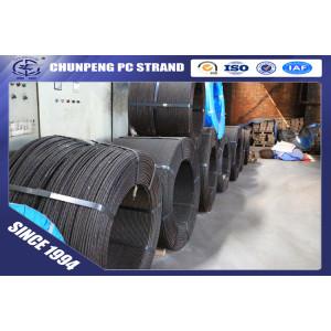 High Quality 1*7 12.7mm Prestressed Concrete Strand for Crane Beam