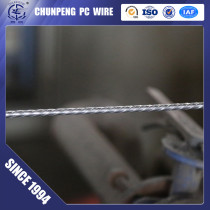 Hot Sale 12MM High Carbon Steel Wire for Prestressed Concrete