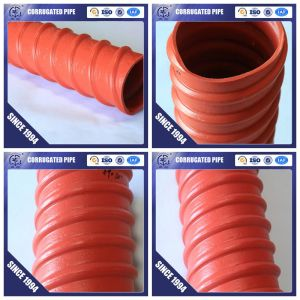 Corrugated Ducts Plastic for Prestressed Concrete
