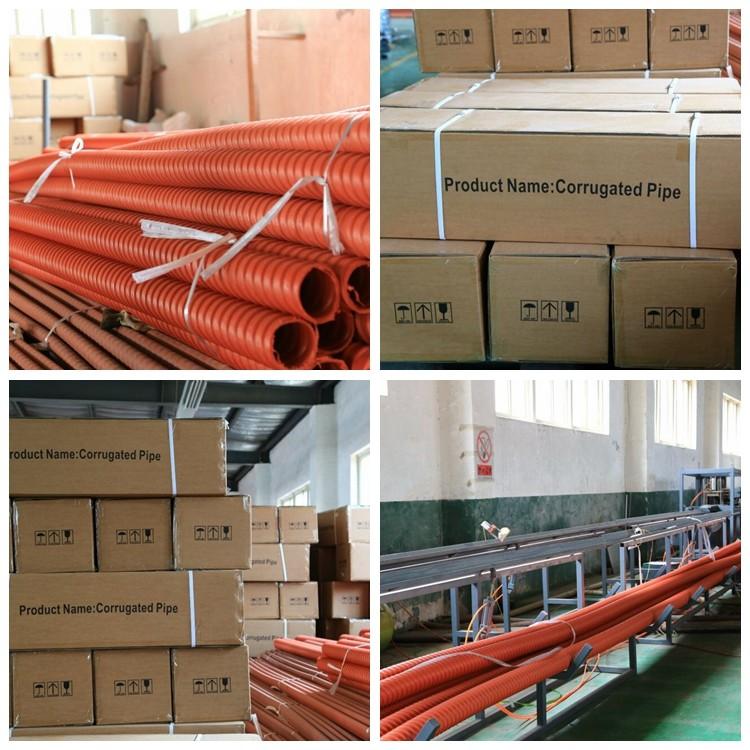 Plastic Corrugated Duct for Precast Concrete Projects