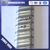 Post Tension Metal Galvanised Steel Duct Dia 55mm in Precast Construction