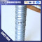 Steel Sheet Metal Corrugated Duct Dia 55mm in Precast Construction
