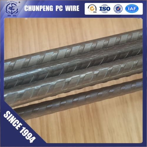 4.0 round plain prestressed steel wire concrete wire for precast projects