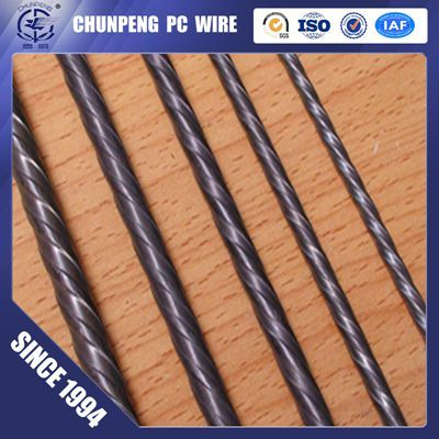High Tensile Low Relax. 4.0-6.0mm PC Steel Wire 1770Mpa for Slab