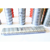 Metal post-tension 50mm corrugated flexible duct
