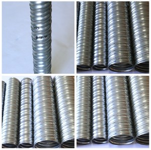 Post tension galvanized steel duct form tianjin china