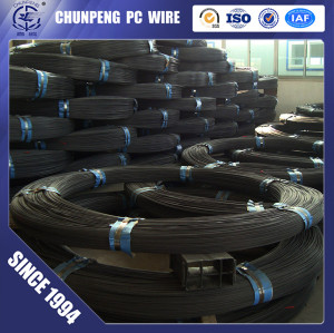 Low Relaxation 4.8mm Spiral Prestressed Concrete Steel Wire