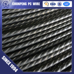Low Relaxation 4.8mm Spiral Prestressed Concrete Wire