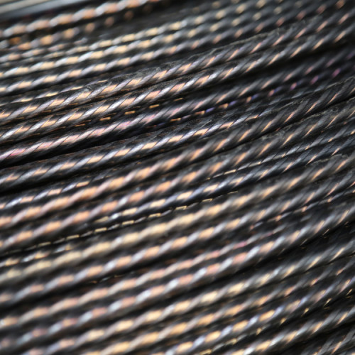 ASTM A412 4.0mm pc steel wire for prestressed concrete