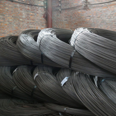 4.8mm spiral pc wire for concrete pole hollow slab