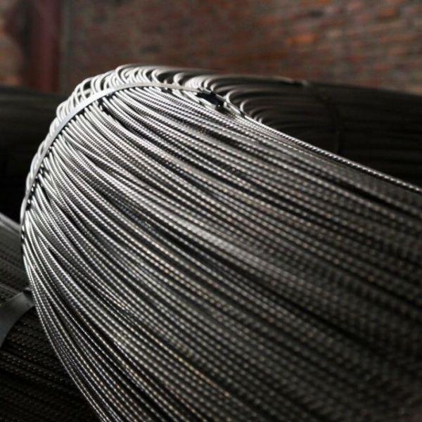 BS5896 1670mpa 4.0mm steel wire for prestressed concrete pole