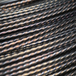 ASTM A412  10.MM 1570Mpa PC STEEL WIRE FOR POST TENSION