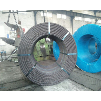 ASTM A416 PC STEEL STRAND 15.24MM