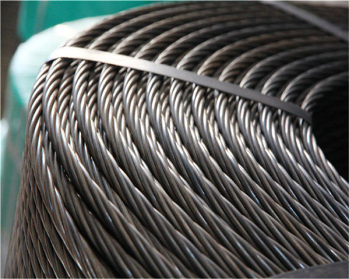 BS 5896 9.3MM PC STEEL STRAND widely used for concrete structure