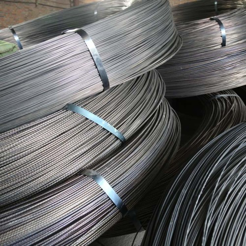 7.0mm low relaxation pc wire for concrete pole