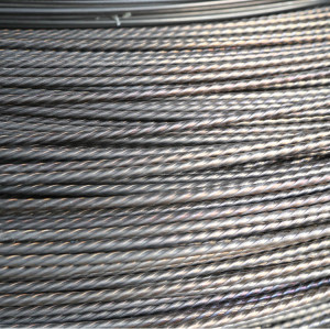 6.0mm prestressed wire for concrete pole