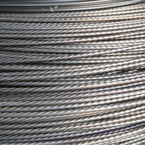4.8mm conrete low relaxation pc wire for prestressed concrete