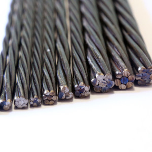 BS5896 1860mpa swrh82b pc strand prestressed factory price