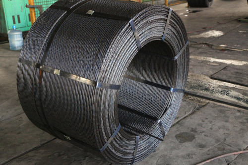 BS5896 1860mpa swrh82b pc strand prestressed factory price
